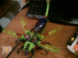 Lego 70705 Alien Wasp