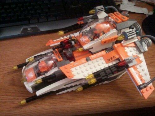 Lego 70705 Combined Starcraft