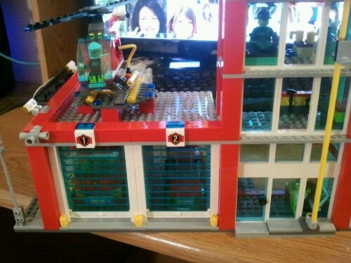 Lego 60004 Fire Station