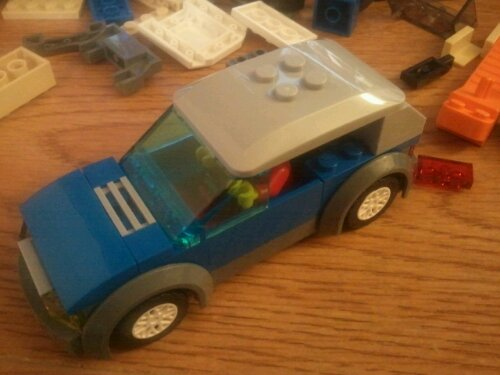 Lego 4207 City Garage Review Kontroversial Keith