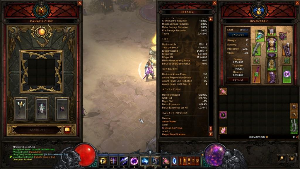 Diablo 3: Wizard Del-Rasha Build for Patch 2 3 - Kontroversial Keith