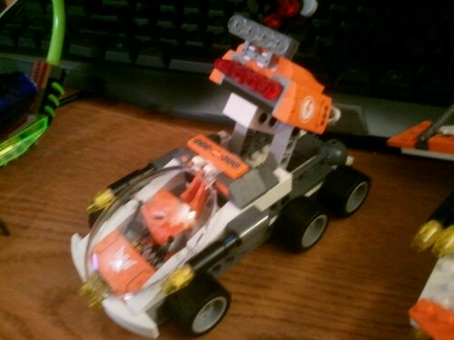 Lego 70705 Ground Rover