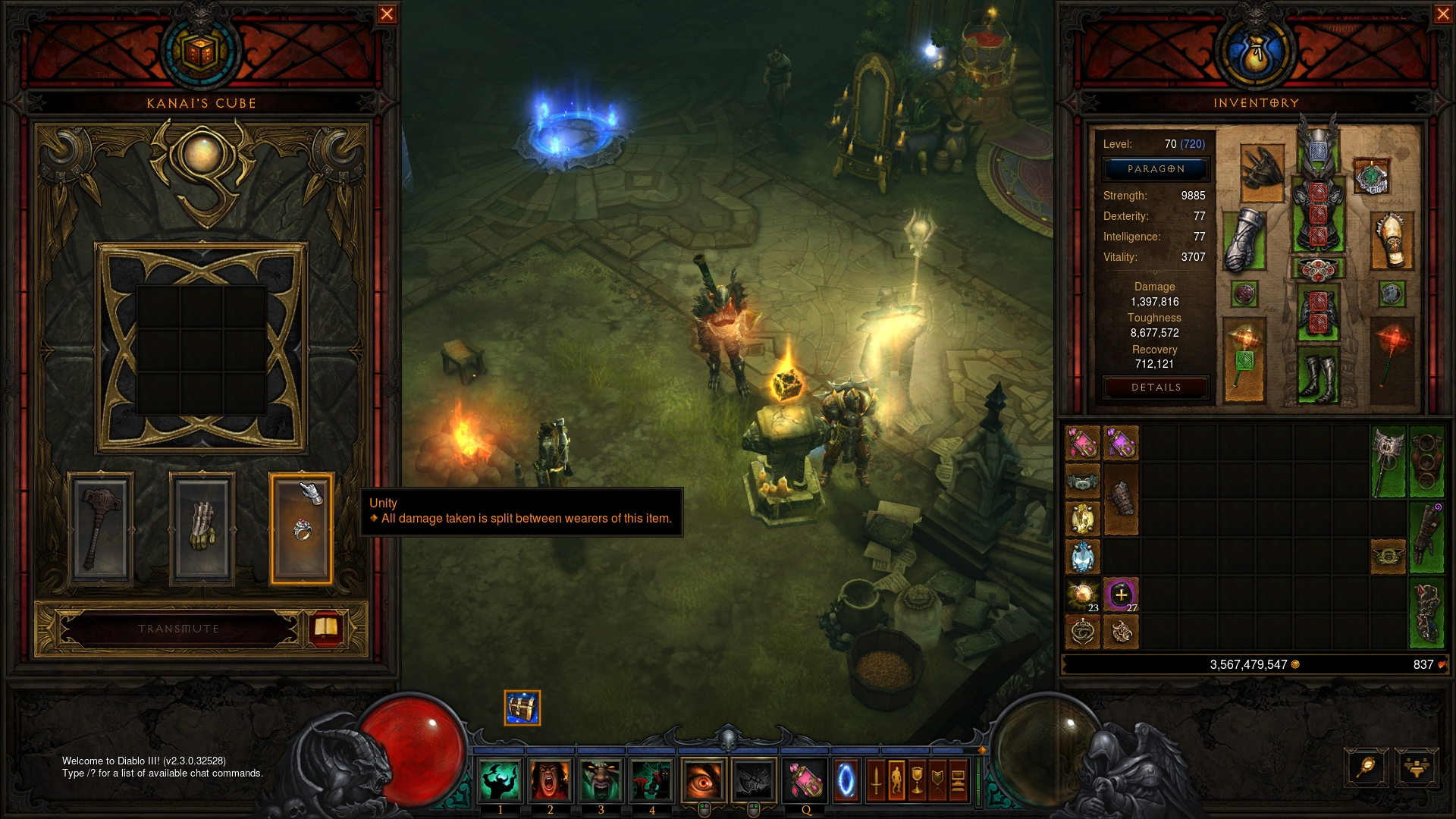 diablo 3 how to use roland set